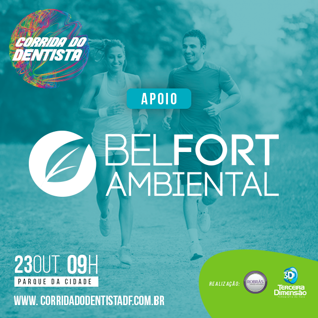 Belfort Ambiental e Corrida do Dentista
